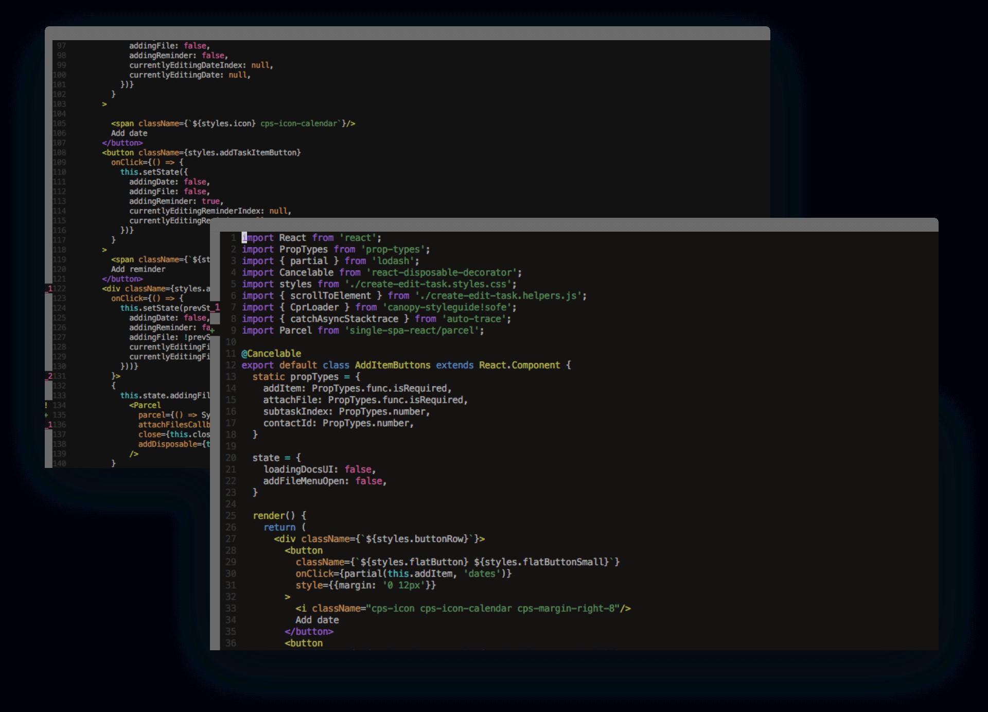 code-screenshots
