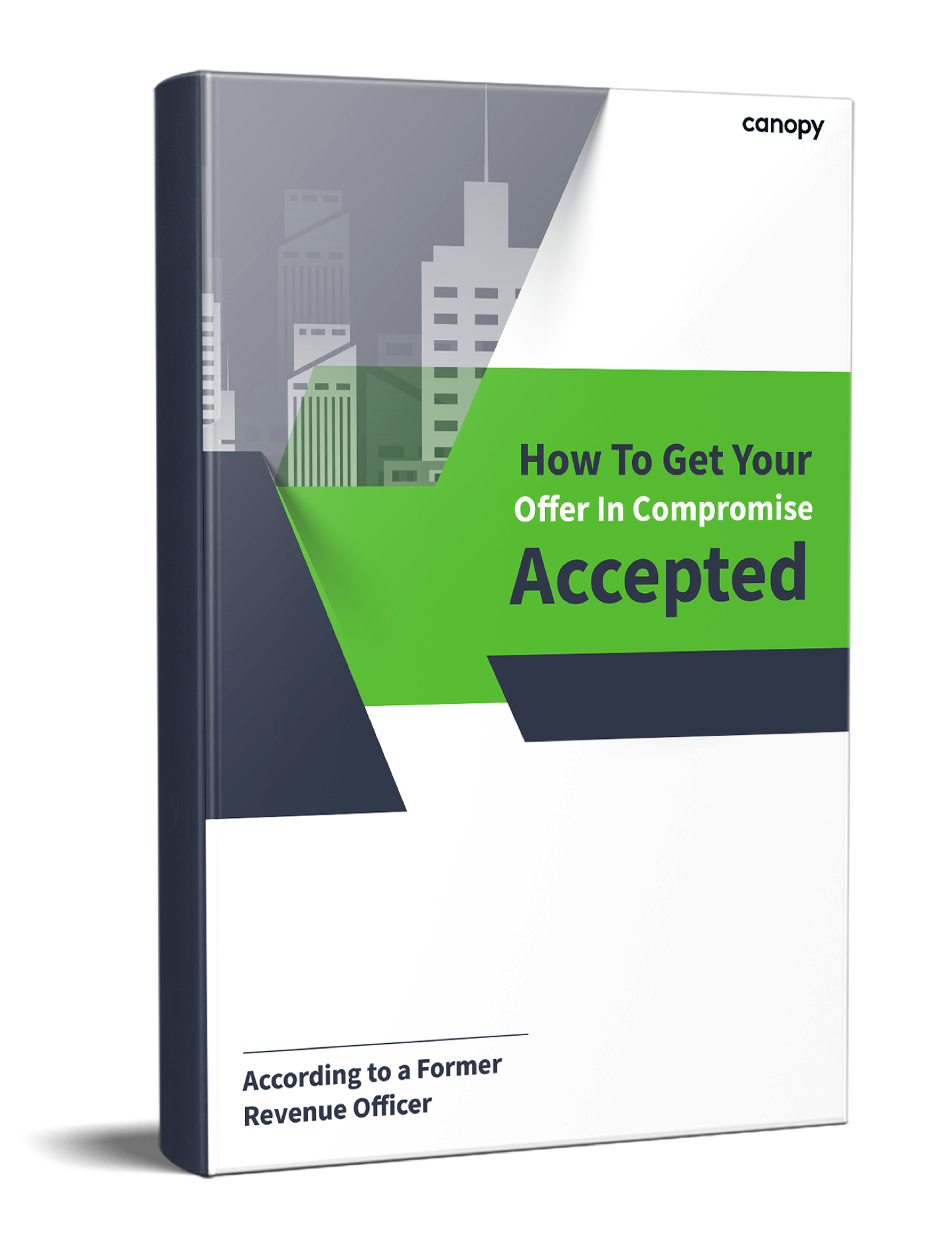 Cover image of eBook How to Get Your Offer in Compromise Accepted