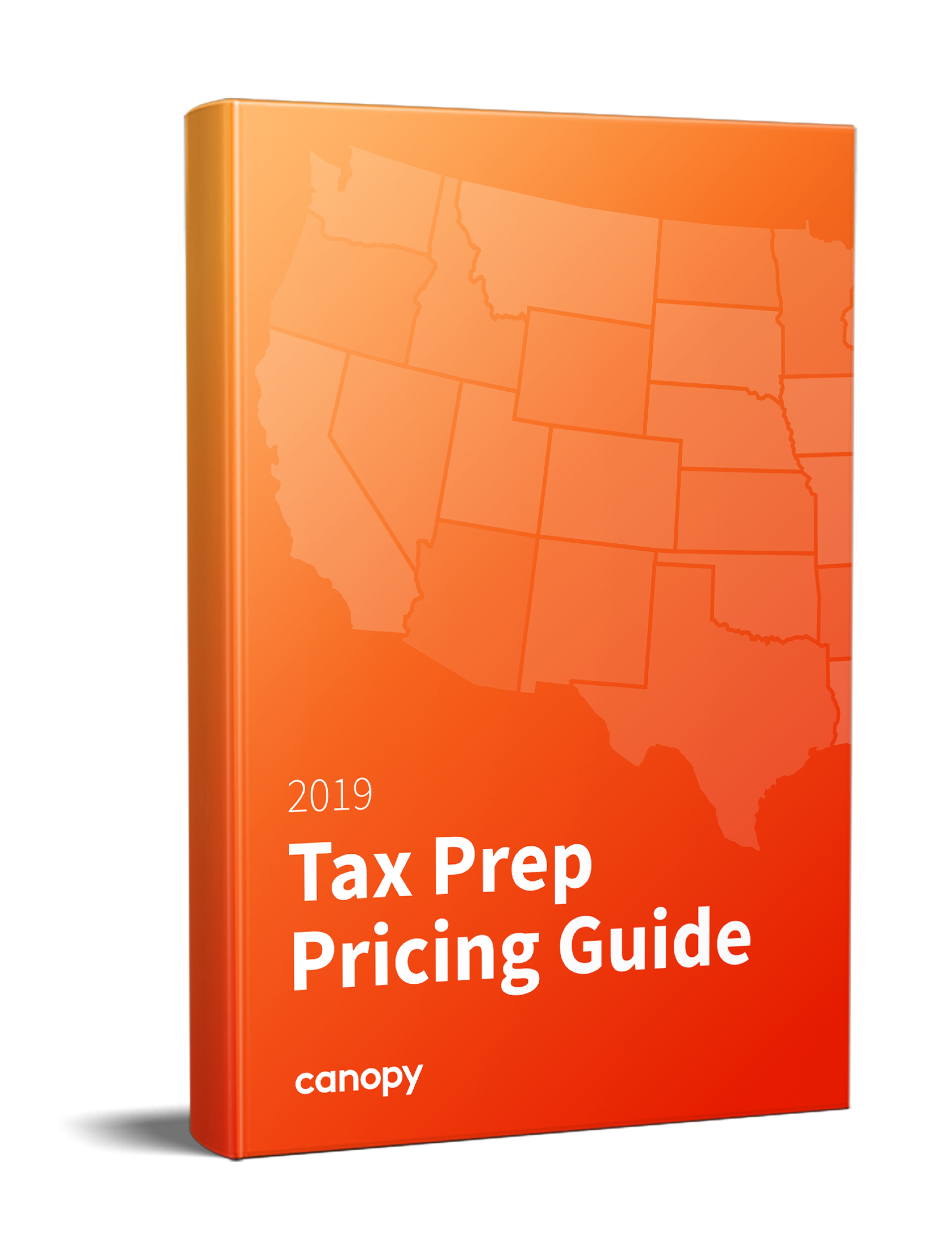 Tax Prep Pricing Guide 2019 Large image